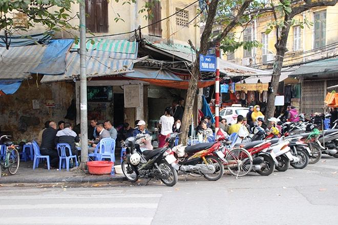 Scooters Hanoi Vietnam