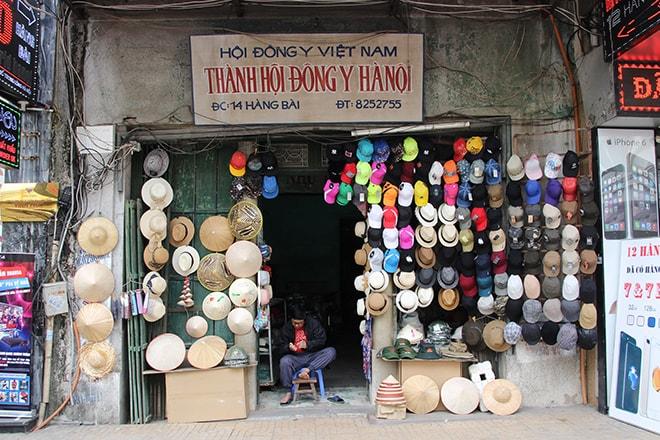 boutique dans corporation Hanoi Vietnam