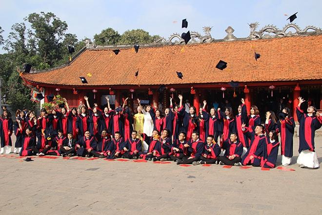 diplomes Hanoi Vietnam