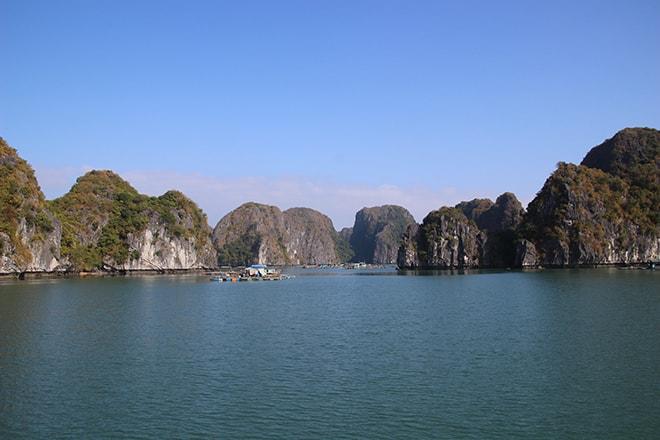 Cat Ba Baie d'Halong Vietnam