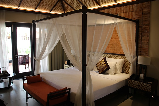 Chambre Pandanus Resort Mui Né