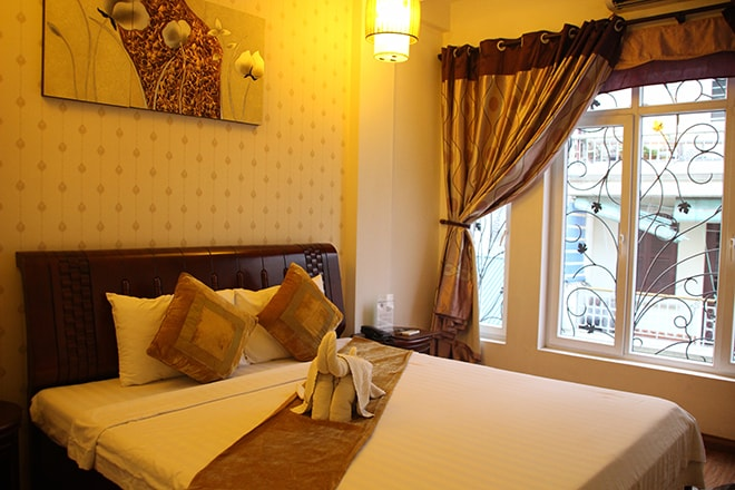 Dormir à Hanoi Ritz Boutique Hotel