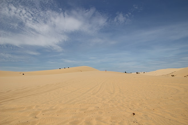 Dunes blanches Mui Né