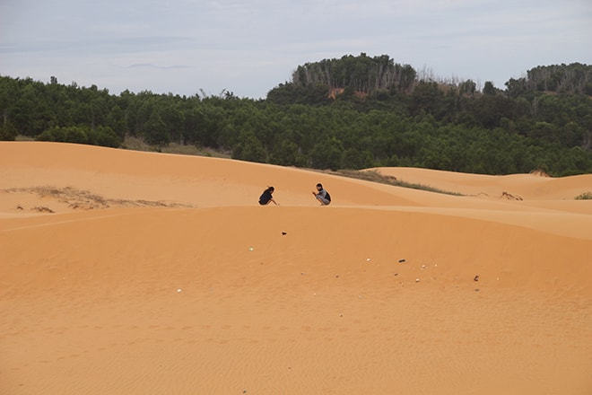 Dunes rouges Mui Né