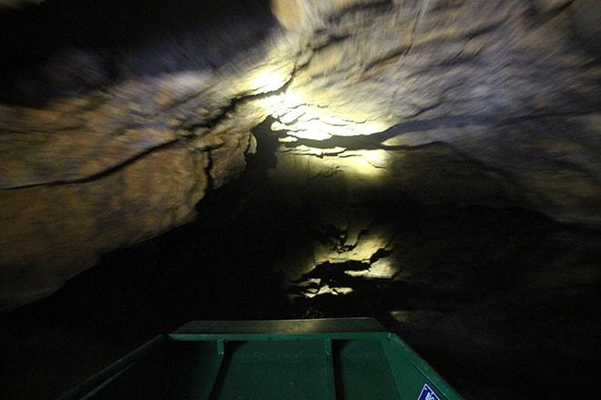 Grotte bateau Tam Coc Vietnam