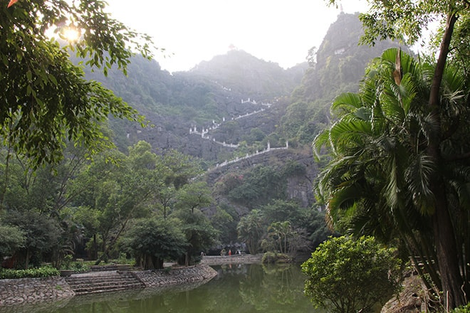 Mont Mua Tam Coc Vietnam