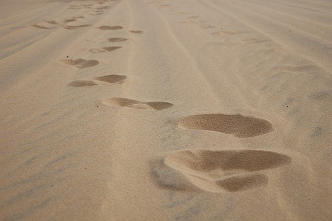 Pas dunes blanches Mui Né