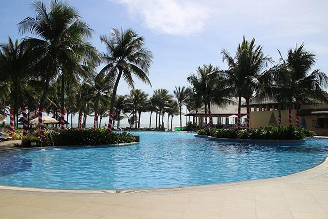 Piscine Pandanus Resort Mui Né