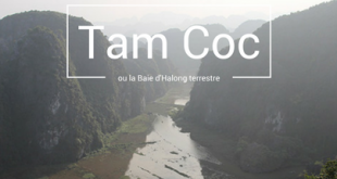 Tam Coc baie Halong