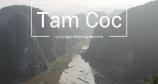 Tam Coc baie Halong