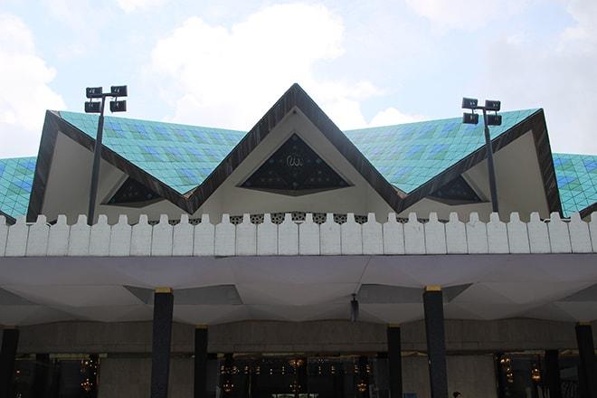 Architecture Mosquée Kuala Lumpur-min