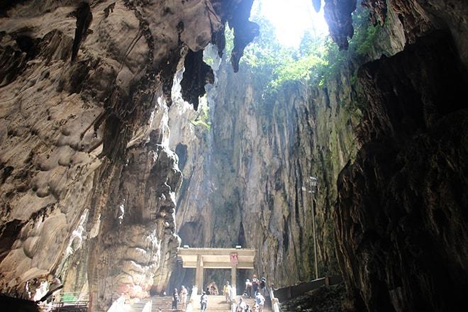 Interieur Batu Caves Kuala Lumpur-min