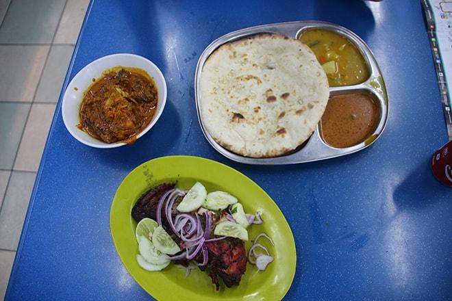 Repas Indien Kuala Lumpur-min