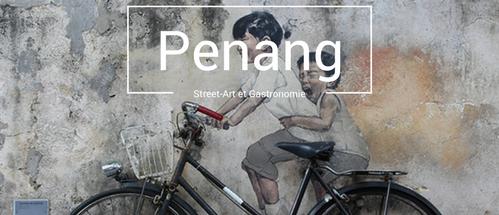 Penang Street Art Gastronomie