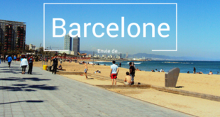 Envie de Barcelone
