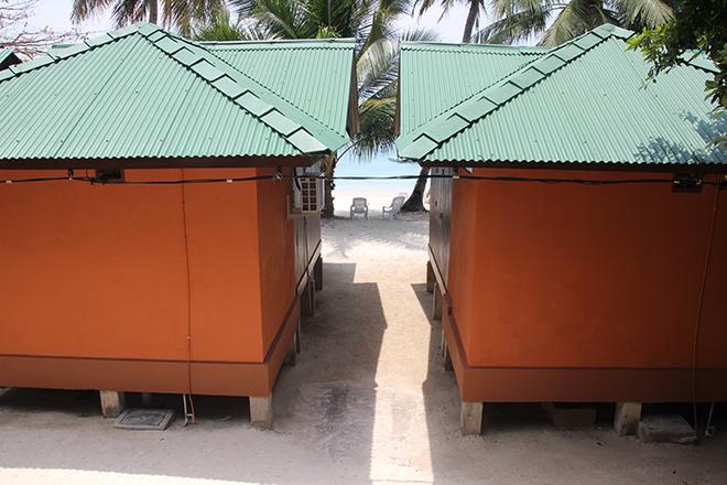 Garden View Chalet chez Abdul Chalets Iles Perhentian Malaisie