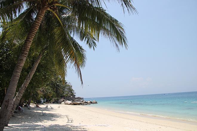 Iles Perhentian Malaisie paradis