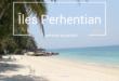 Iles Perhentian le paradis sur terre