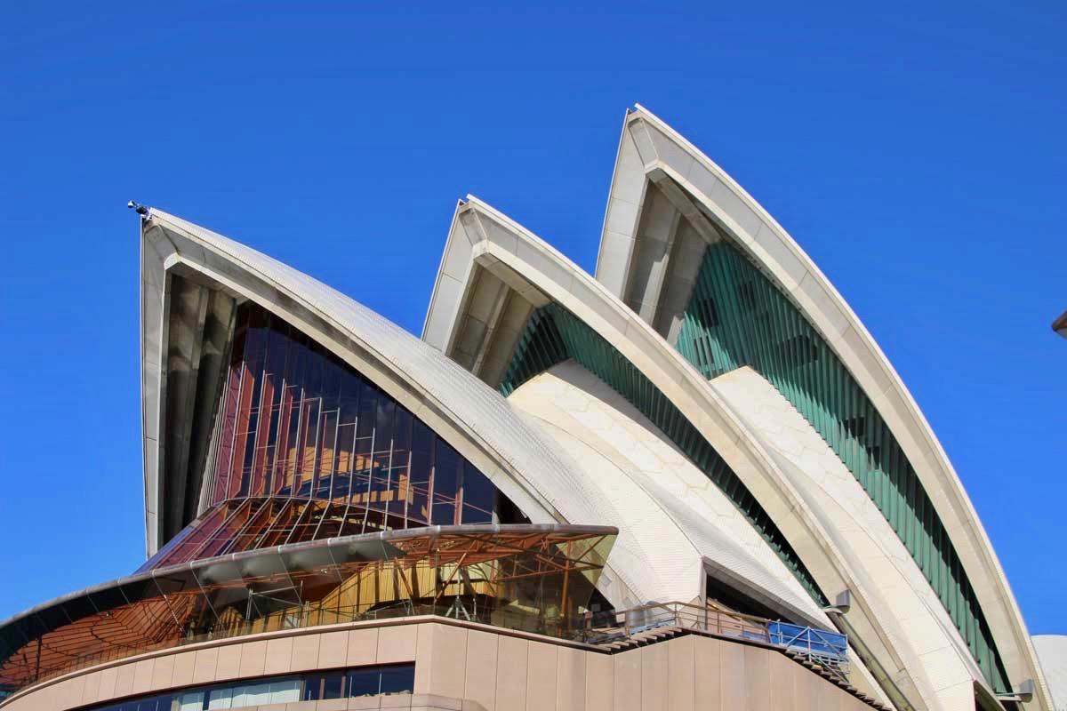 Architecture Opera House Sydney
