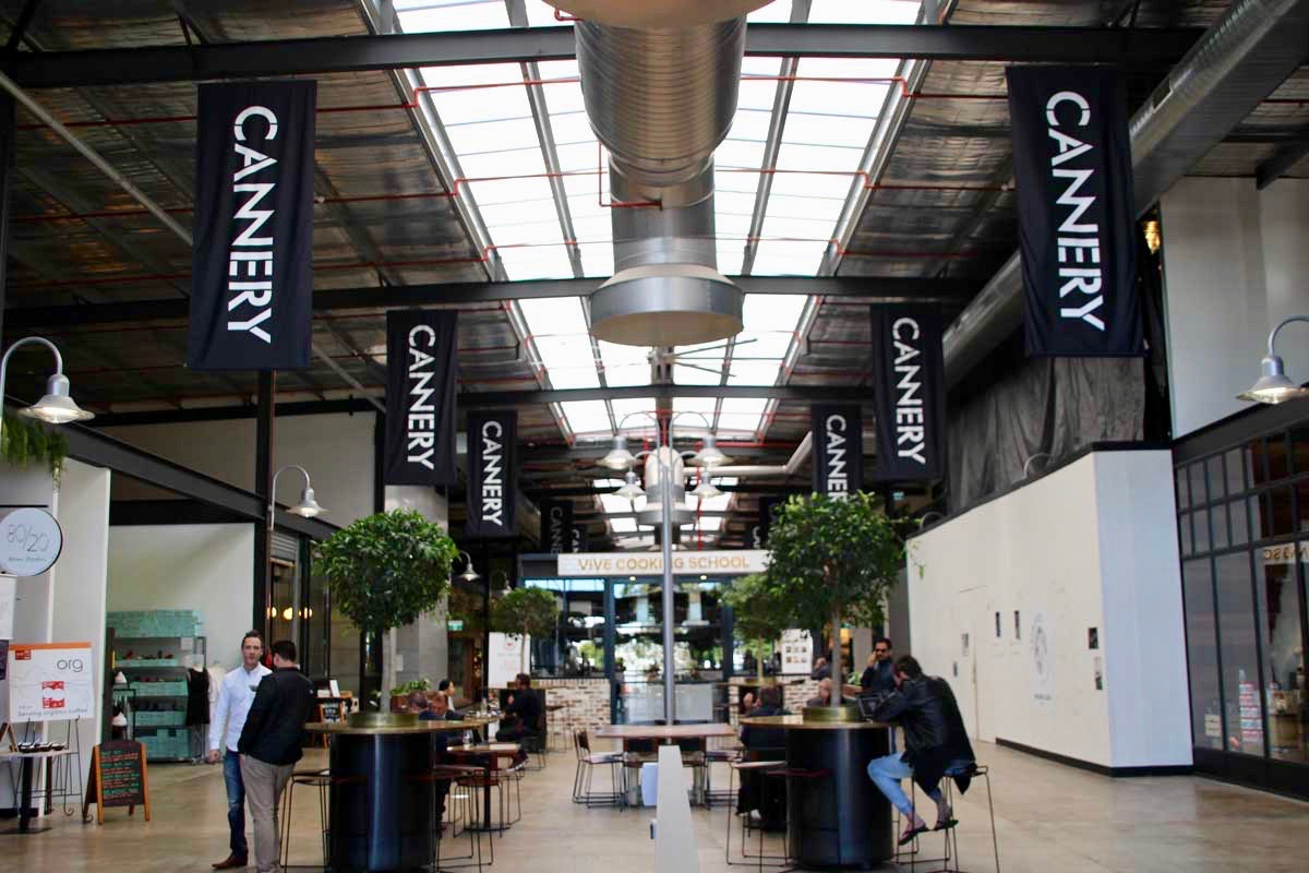 Cannery Food Tour Sydney