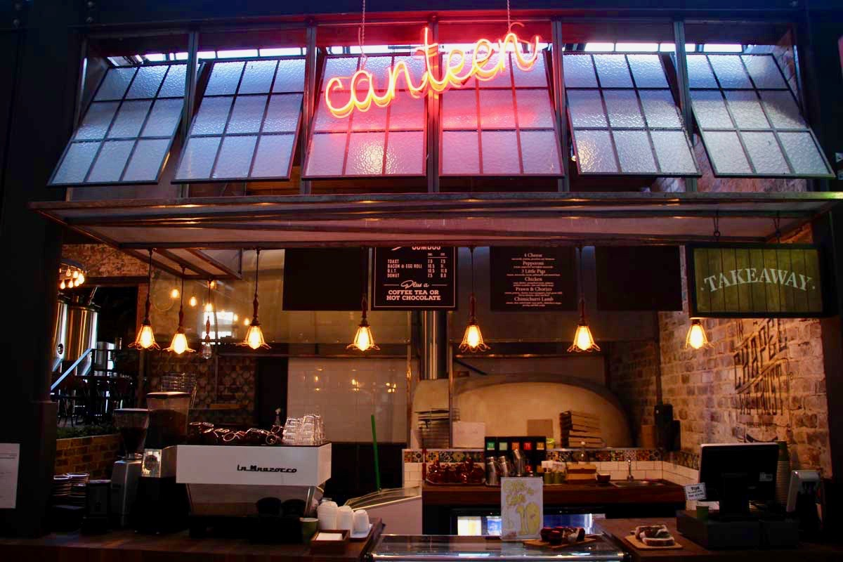 Canteen Tramsheds Food Tour Sydney