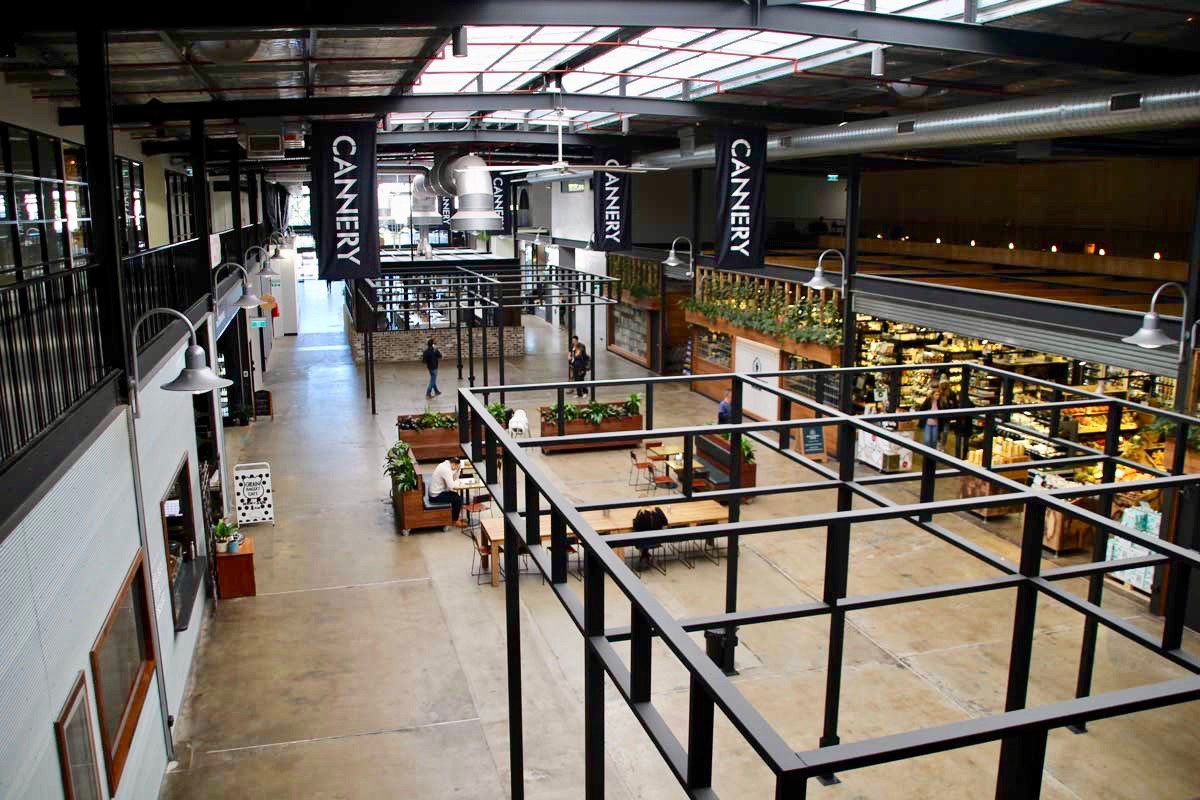 Espace Cannery Food Tour Sydney