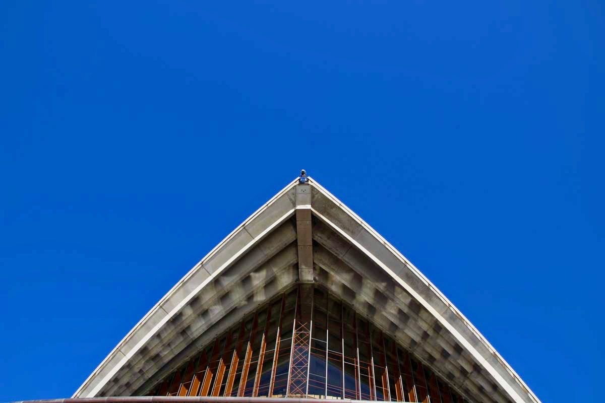 Haut voile Opera Sydney