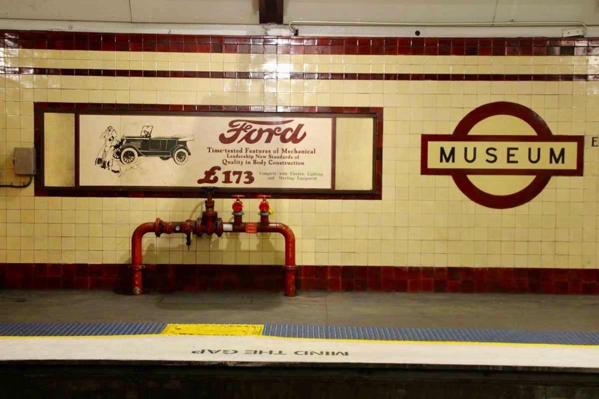 Metro Museum Sydney