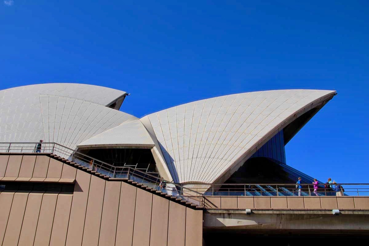 Opera House Sydney cote