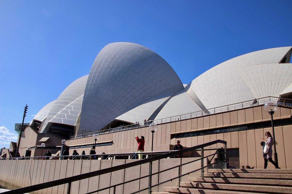 Opera de Sydney cote