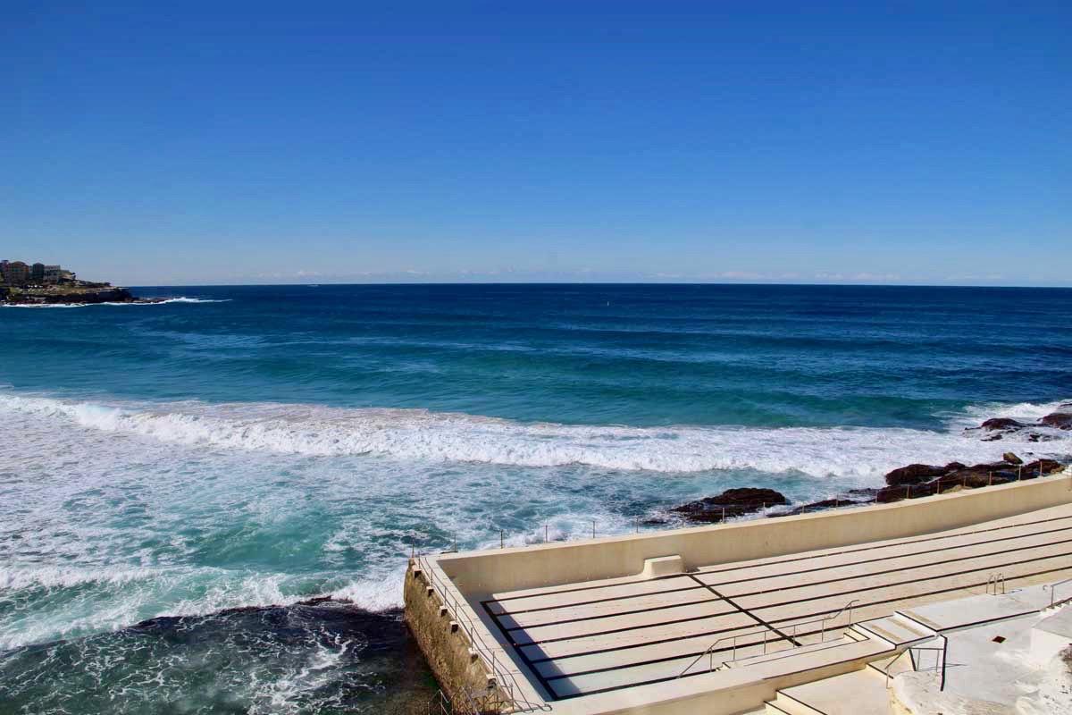 Piscine Bondi Beach Sydney