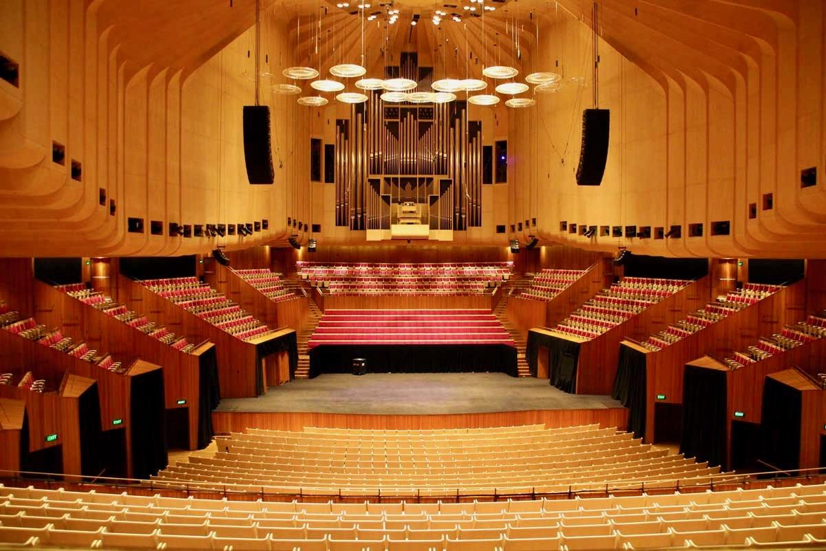 Salle Opera Sydney