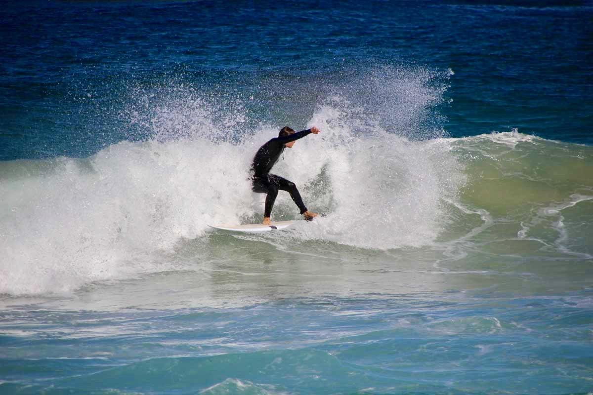 Surfeur Bondi Beach Sydney