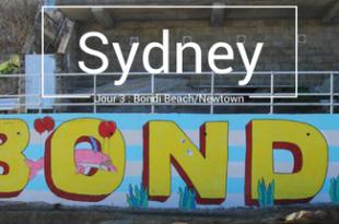 Sydney Bondi Beach Newtow