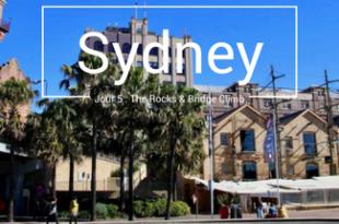 Sydney The Rocks Bridge Cimb