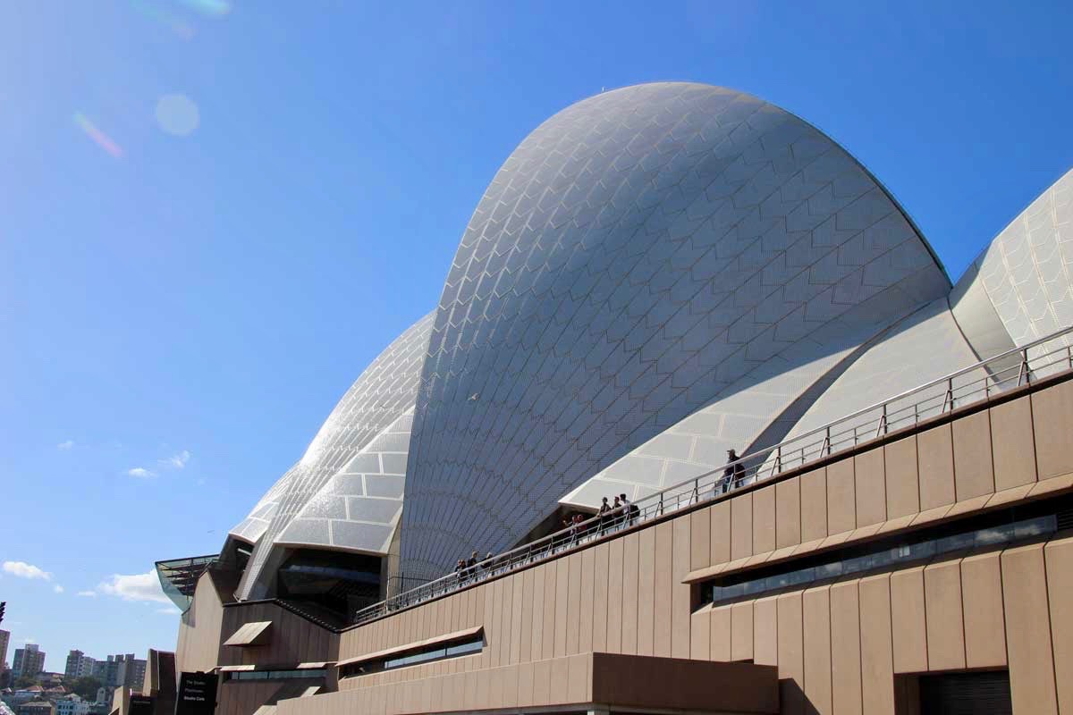 Voile Opera House Sydney