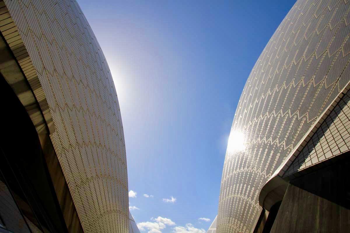 Voiles Opera House Sydney