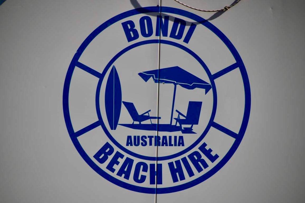 logo Bondi Beach Sydney