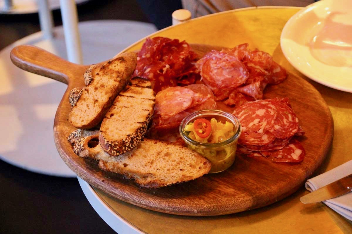 saucissons butcher and the farmer Food Tour Sydney