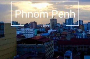 2 jour a Phnom Penh