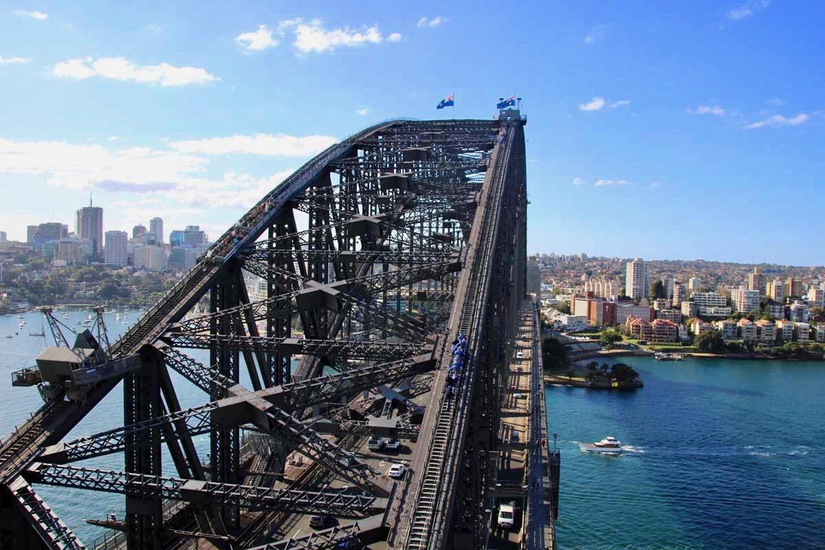 Bridge Climb Harbour Bridge