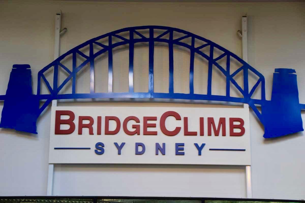 Logo Bridge Climb Sydney