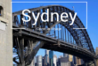 Sydney carnet de voyage programme