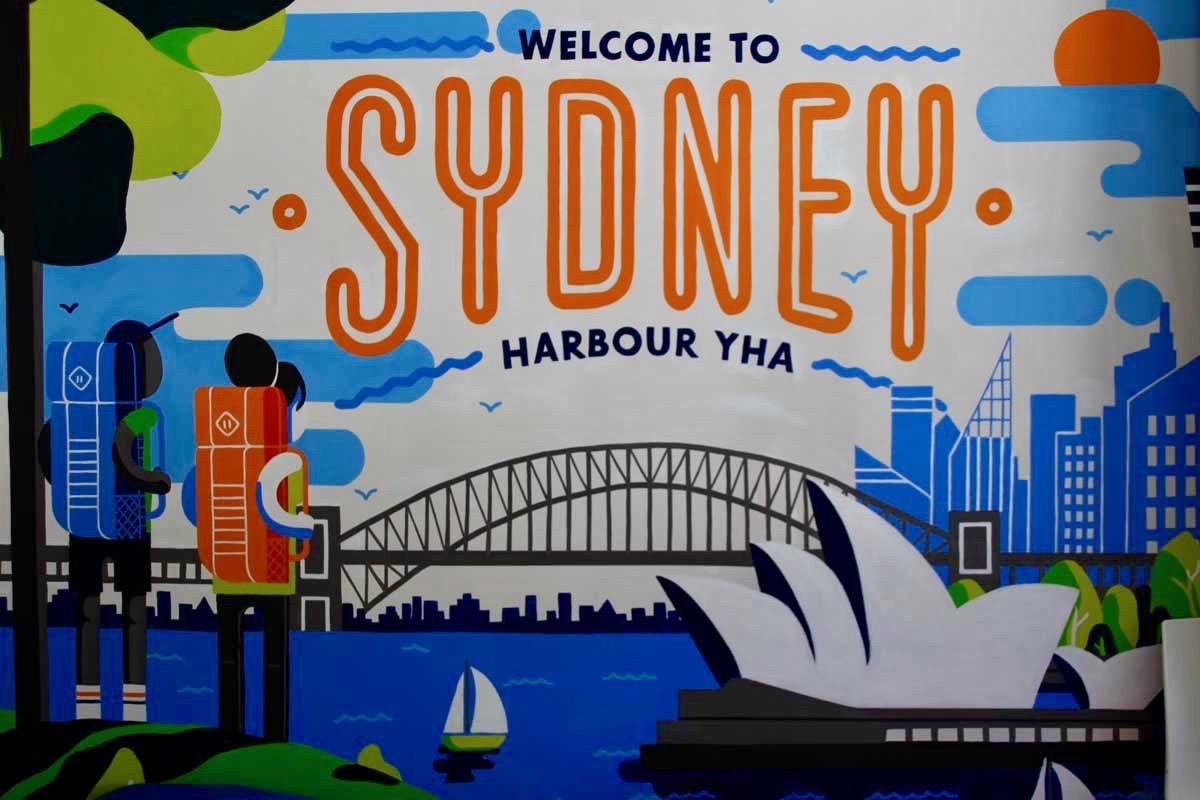YHA Sydney