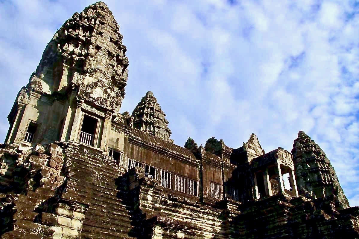Angkor wat tours Temples Cambodge