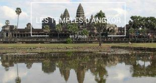 Visiter les temples Angkor en 3 jours