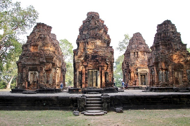 roluos temples Angkor Cambodge
