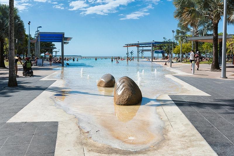 Lagoon Cairns Australie