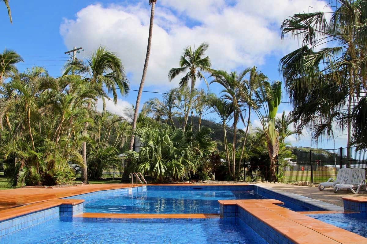 piscine camping airlie beach