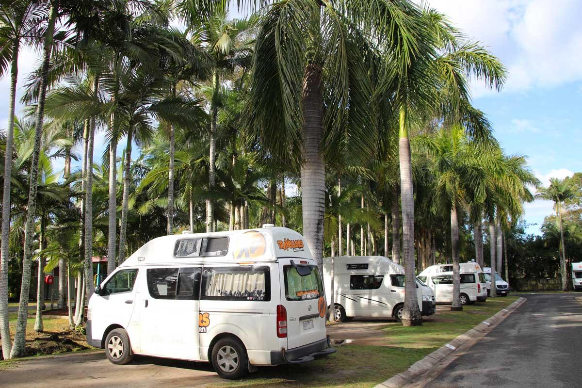Camping Noosa Australie